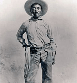Cowboy Bill Pickett
