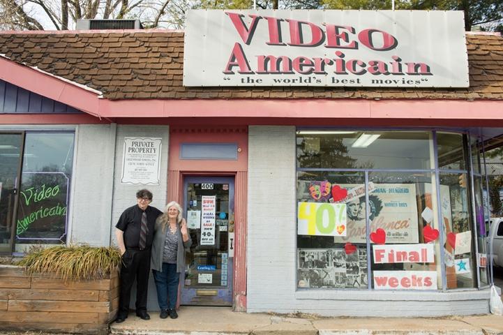 Video Americain