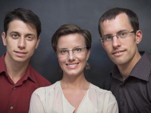 Shane Bauer, Sarah Shourd, and Josh Fattal