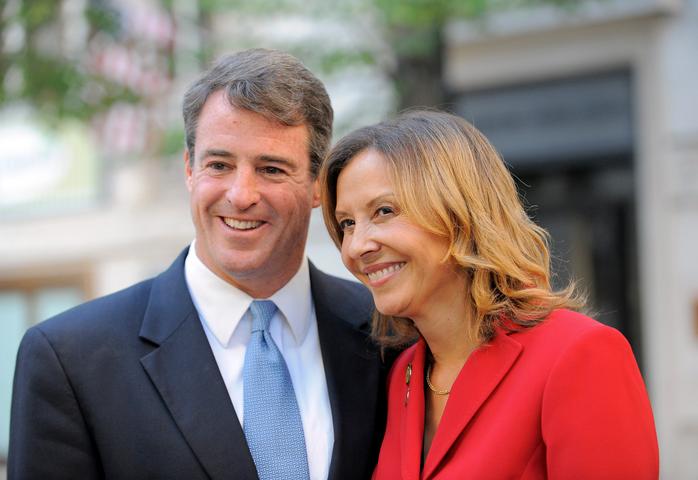 Doug Gansler and Jolene Ivey