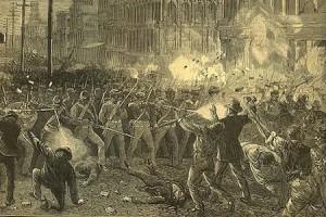 1877 Railroad Strike Baltimore
