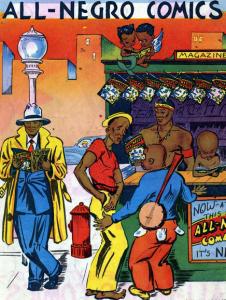 All Negro Comics