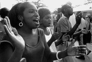 Soundtrack of the civil rights movement