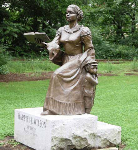 Author Harriet E. Wilson