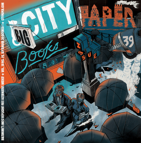 City Paper Books Issue