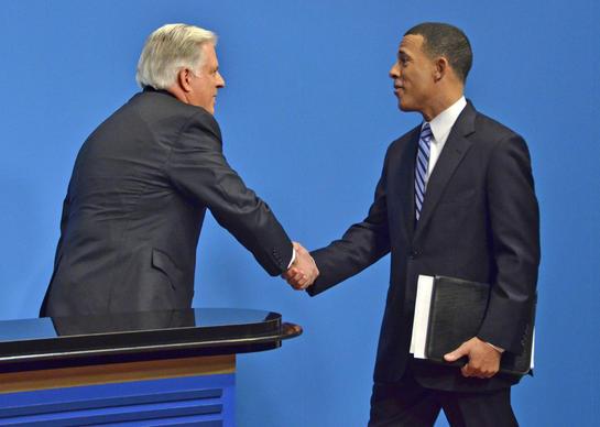 Maryland governor Debate