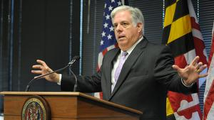 Governor Elect Larry Hogan