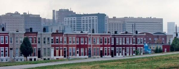 Gentrification in Baltimore