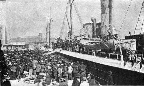 Mayflower of Liberia