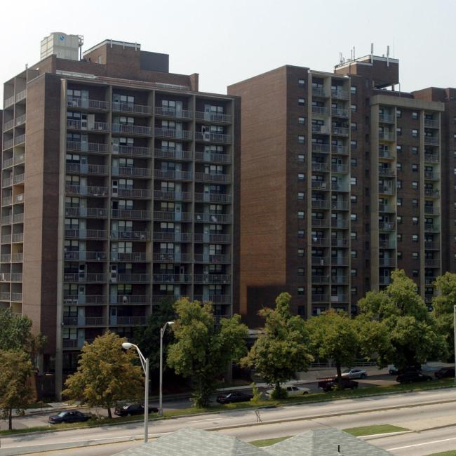 Bmore Public Housing (Credit: The Baltimore Sun)