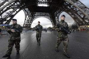 Paris Attaks 2015 (Credit: The Times of Israel)