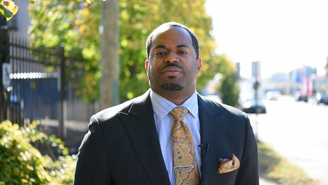 Councilman Nick Mosby (Credit: City Paper)