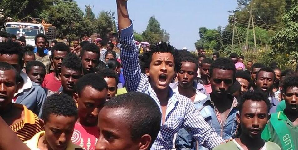 Oromo student protests