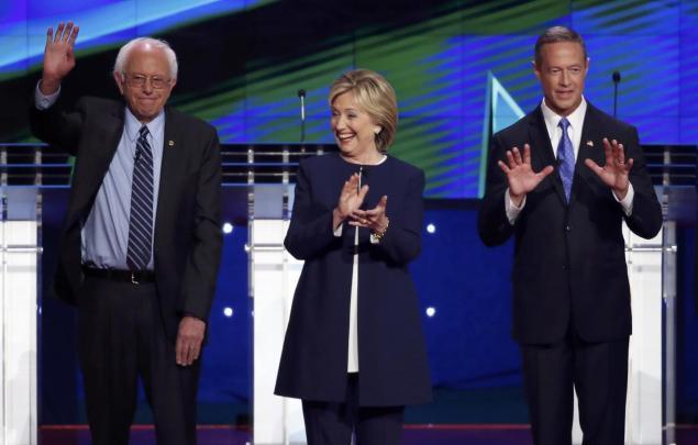 Democratic Presidential debate, 2016