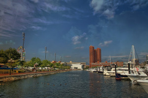 Baltimore Harbor (Photo Credit: Forsaken Fotos via Flickr)