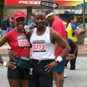 Chauncey Whitehead and Rhonda Silva (Credit: Steinershow)
