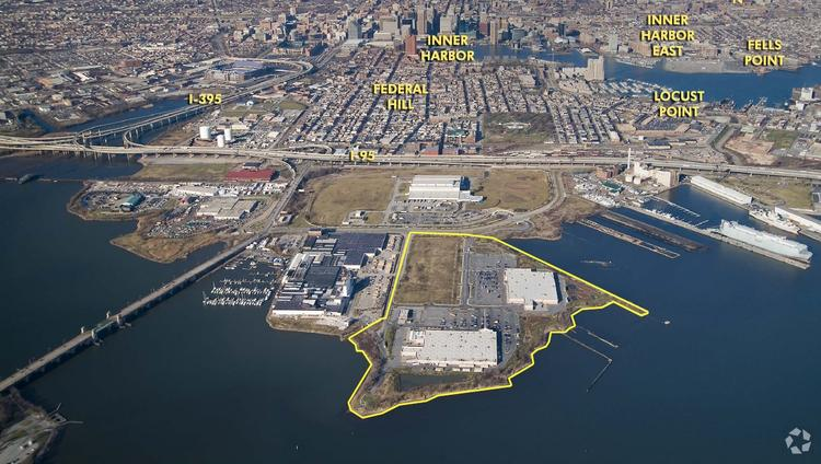 Port Covington (Credit: Bizjournal)