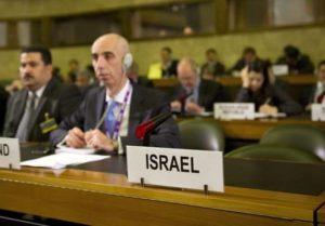 Israel UN (Credit: FrontPagMag)