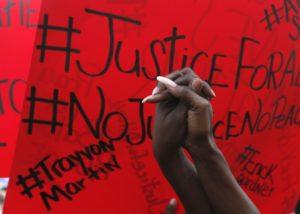 Vigil (Credit: Baltimore Sun DarkRoom)