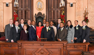 Baltimore City Council (Credit: Baltimore City Council Page)