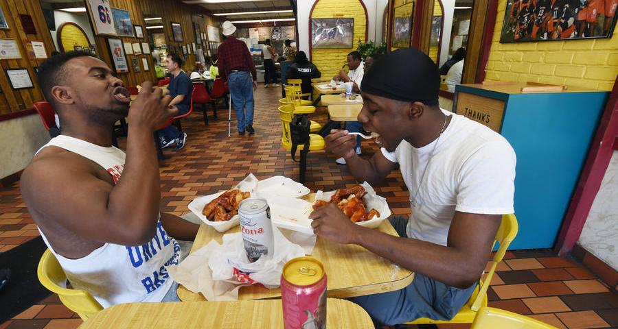 Chicken Box (Credit: Baltimore Sun)