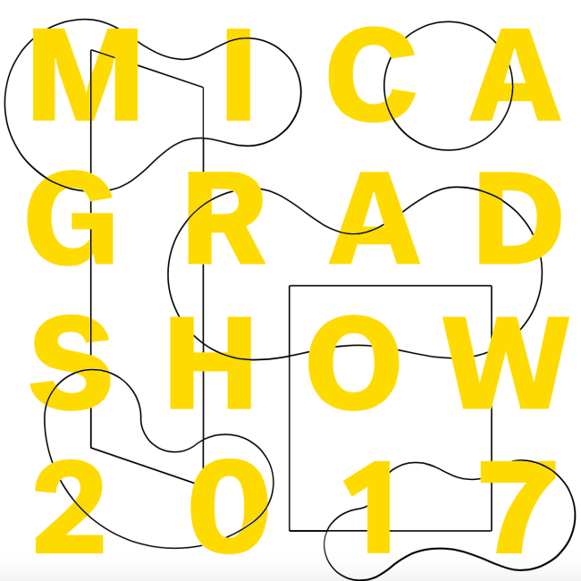 MICA Grad Show (Credit: MICA Site)