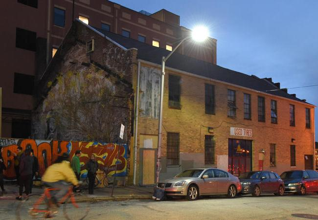 Bell Foundry (Credit: Baltimore Sun)