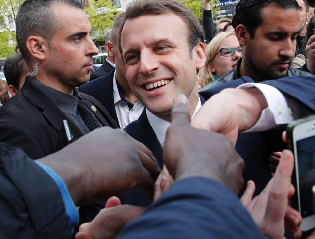 Macron (Credit: Fox News)