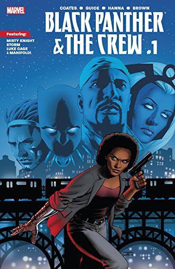 Black Panther Comic (Credit: Marvel Comics}
