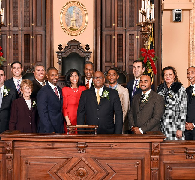 City Council (credit: Baltimore city Council)