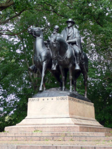 Confederate Statues Baltimore (Credit: CivilWarTour)