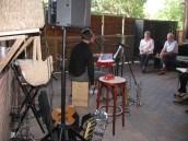 Echte Multitalente - die vielen Instrumente kamen alle zum Zug