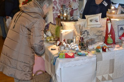 Kunsthandwerkermarkt - Nostalgisch-schöne Quiltarbeiten
