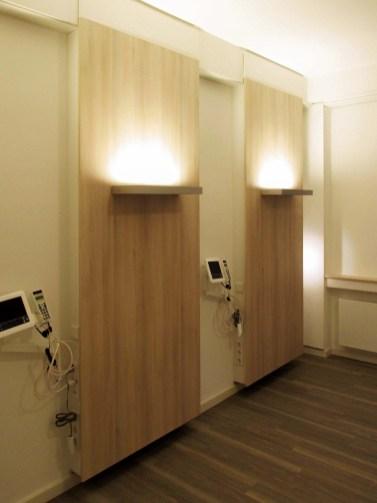 Patientenzimmer Detail