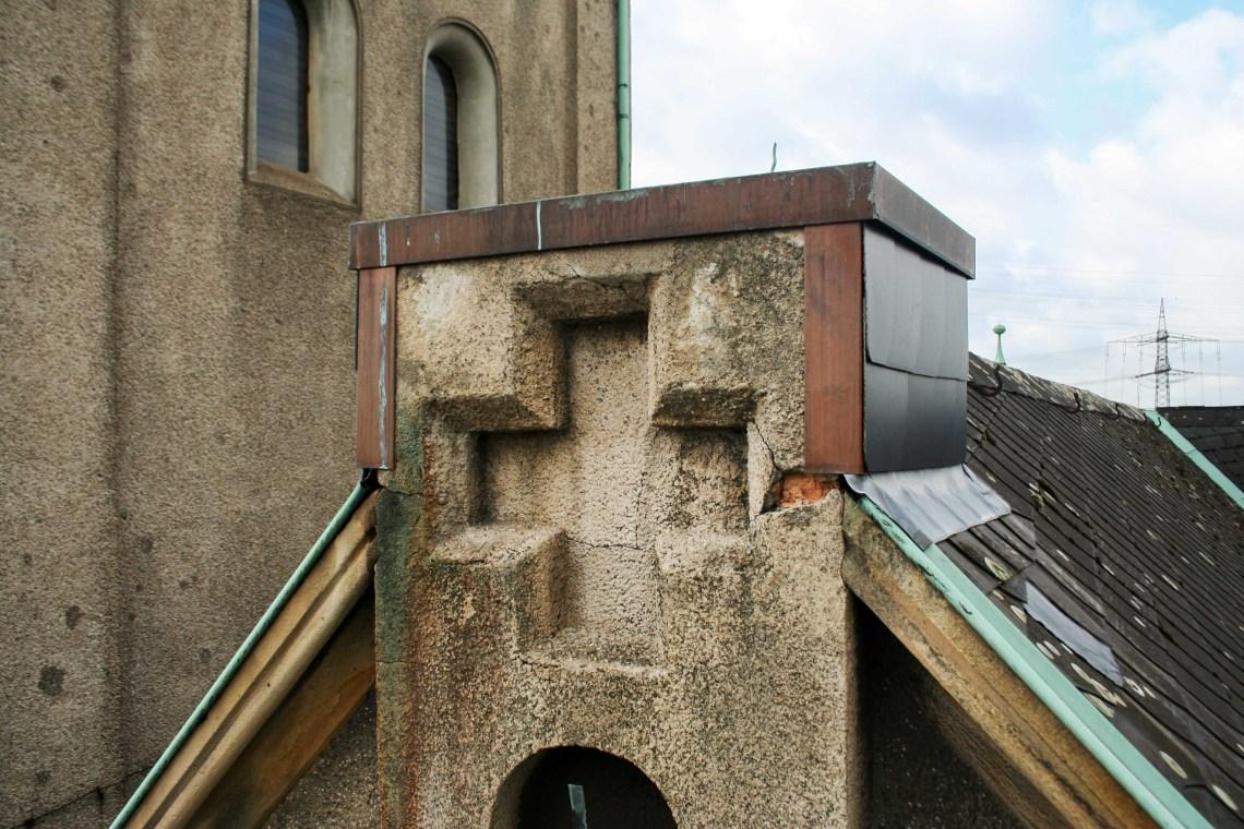 Fassadenschaden