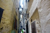 Stockholm's most narrow alley.