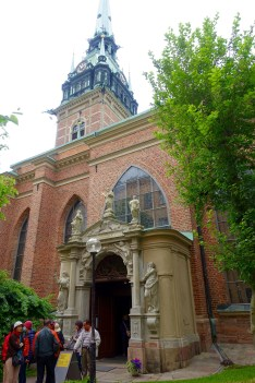 The German Church in Stockholm