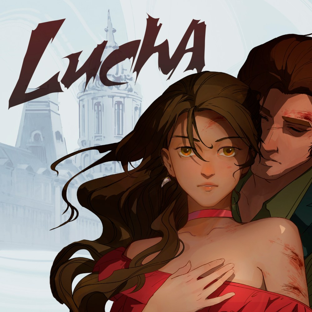 Lucha, a Victorian Jack the Ripper thriller.