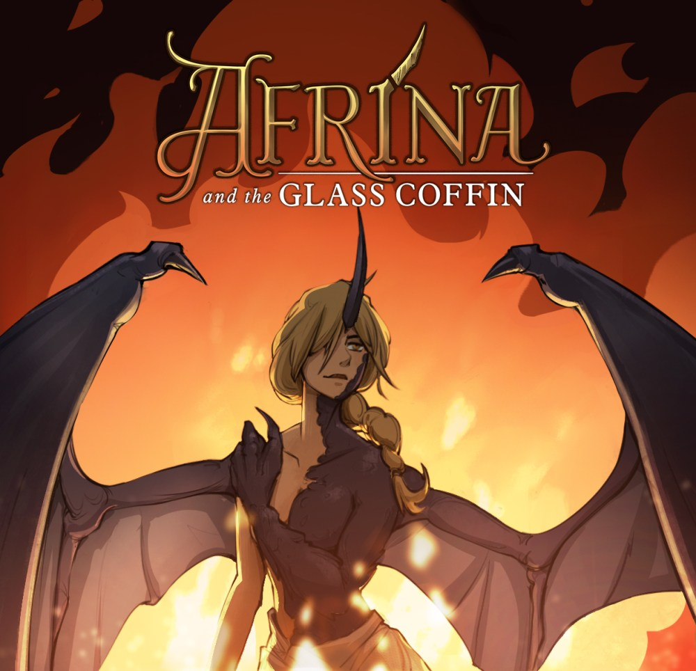 Afrina and the Glass Coffin