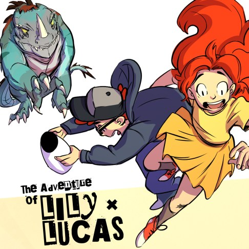 The Adventures of Lily and Lucas