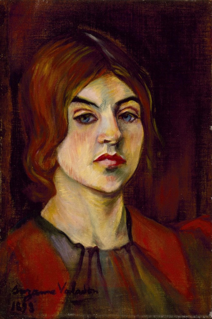 Self-Portrait, 1893