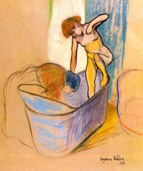 The Bath, 1908