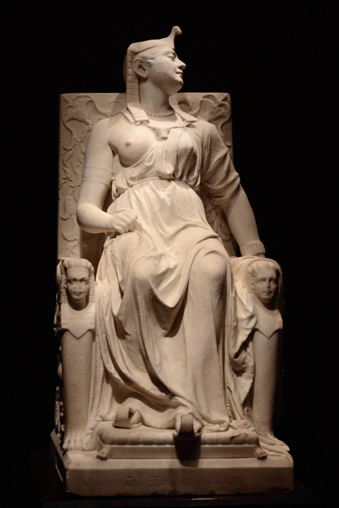 Edmonia Lewis - Death of Cleopatra, 1876