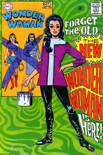 Wonder Woman #178