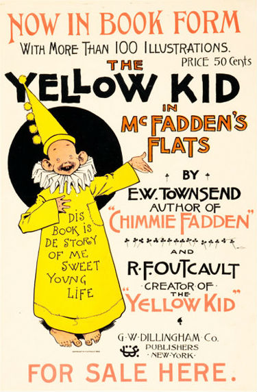 The Yellow Kid in McFadden's Flats