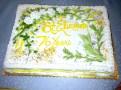 76th Anniversary Cake