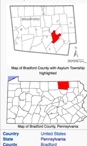 Asylum Township Bradford County Pennsylvania Wikipedia the free encyclopedia