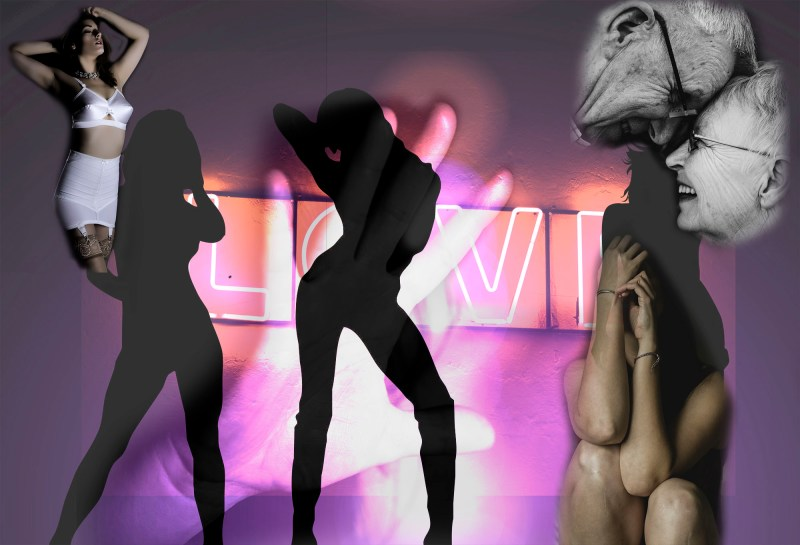 Header Image for blog Pandemic Strategies - What Can a Sexy Old Woman Do?