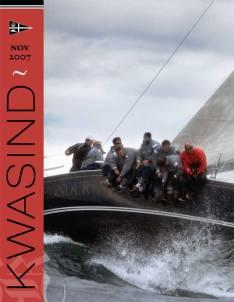 Kwasind Magazine Cover