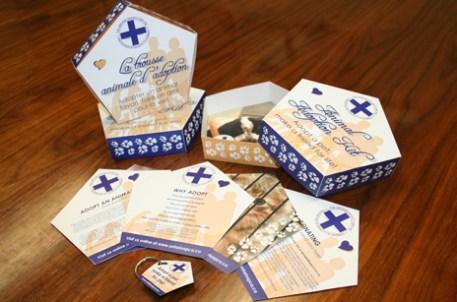 Package Design - OSPCA